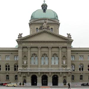 Parlamentsgebäude Bundeshaus