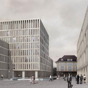 Neubau Verwaltungszentrum Guisanplatz 1, Bern