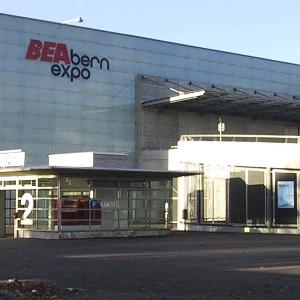 Ausstellungshalle Bern expo