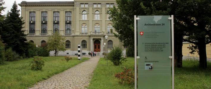 Archivstrasse 24, Bern