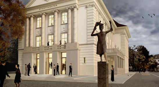Erneuerung Stadttheater Langenthal, 4900 Langenthal